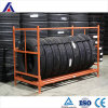 Multi Levels Warehouse Foldable Tire Rack for Storage