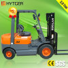 3ton Isuzu Engine Diesel Forklift with Paper Roller Clamp