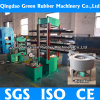 China Machine Manufacturer Outdoor Rubber Ground Tile Vulcanizing Equipment