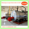 Standard Central Fired Wet Back Oil Gas Fired Steam Boiler
