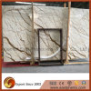 Import Sofitel Gold Marble Slab for Tile Wall Vanity Top