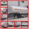 Asme Standard Asmt 50cbm Fuel Tank Semi Trailer