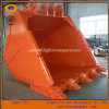 Caterpillar Komatsu Hitachi Excavator Spare Parts Standard Rock Bucket