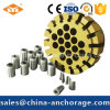 Prestressed Metal Round Multi-Hole Anchorage Coupler