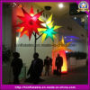 Decorative Inflatable Star with 16 Colors Changing LED Light for Party