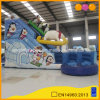 North Pole Polar Bears Inflatable Water Slide with Pool (AQ01390-1)