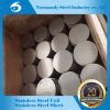 Manufacturer High Quality 304 Hr/Cr Stainless Steel Circle