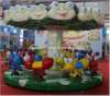 12 Seats Ant Party Carousel for Amusement Park