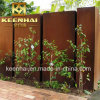 Corten Steel Decorative Metal Outdoor Screens