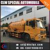 China Good Sales 3cube 10cube Vacuum Sewage Suction Truck