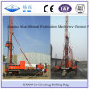 XP30A Elevated Jet Grouting Drilling Rig with Height 19 M