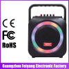 Outdoors 6.5 Inch Multi Color Portable Mini Bluetooth Speaker with Handle F105