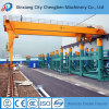 Double Beam Workshop Semi Gantry Crane 10ton