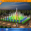 Stainless Colorful Outdoor Floor Fountain