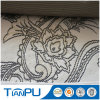 New Pattern Design 100% Polyester Flower Jacquard Fabric