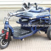 Adult 350W Foldable Three Wheels Electric Motorcycle Mobility Scooter Ce