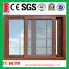 1.5mm Thickness Aluminum Sliding Window for Bedroom