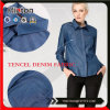 High Quality 4oz 60% Cotton40% Jutecell Denim Fabric for Shirt