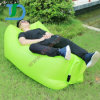 Outside Lightweight Fast Filling Air Lounger in Garden
