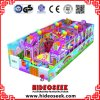 Candy Theme Ce Standard Indoor Naughty Castle Playground