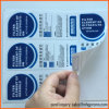 Facotry Direct Waterproof PVC Vinyl Clear Adhesive Sticker