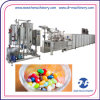 Colorful Jelly Candy Depositing Line Candy Cooker Forming Machine