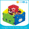Indoor Plastic Toys- Color Fence Baby Toy Indoor Playground