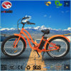 500W Lithium Battery Fat Tire Electric Beach Bike for Woman