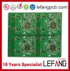 Enig Circuit Board PCB for Security Alarm Mainframe Device