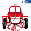 Single-Row Potato Harvester Mini Potato Digger Walking Tractor