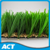 Bi-Color Synthetic Football Grass 40mm Durable Recyclable Backing