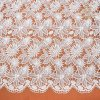 L20010 Fashion Milk Silk Embroidered Lace Fatory Price Lace Fabric for Dress Making
