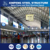 Steel Structure Space Frame for Train Station Hall