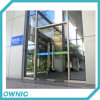 Manual Glass Swing Door
