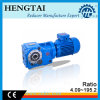 K Series Right Angle Spiral Bevel Helical Gearbox