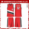 Custom Made Sportswear Wholesale Sublimation Basketball Jersey (ELTBNI-17)
