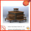 Wooden Table Display Stand