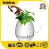 Smart Bluetooth LED Music Flowerpot Touch Sensor Bluetooth Speaker