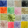 100% Polyester Silk Chiffon for Lady Dress Fabric