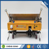 Manufacture Mortar Gypsum Plaster Machine for Construction Building Wall Rendering Ce ISO