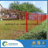 Powder Coated Galvanized Metal Welded Wire Mesh Fence