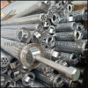 Stainless Steel Drill Pipe Screen Oil Well Drilling Perforated Filter Pipe Screen