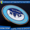 Round Shape Badge for Gift Custom Metal Lapel Pin