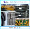20-30m/Min High Speed PP PE PVC PA Single Wall Flexible Corrugated Pipe Making Machine