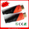 Dual Color Molding HDMI Male 19pin to HDMI Male 19pin Cable