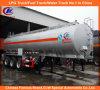 Heavy Duty Tri-Axle 6 Compartments Oil Tank Trailer 42000liters Fuel Tank Semi Trailer for Tanzania