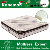 12 Year Warranty Pressure Relax Latex Foam Double Pillow Top Mattress