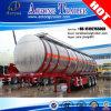 50cbm Aluminum Fuel Oil Tanker Truck Semi Trailer (LAT9404GRY)