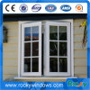 Rocky High Class Aluminium Swing Window with Grill