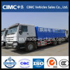 HOWO 6X4 371HP Truck Chassis Cargo Truck for Ethiopia